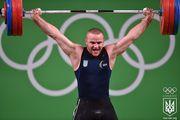 Рио-2016. Тяж. атлетика. Пелешенко пятый с рекордом Украины