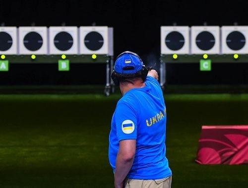 Рио-2016. Украинцы не вышли в финал в стрельбе из пистолета
