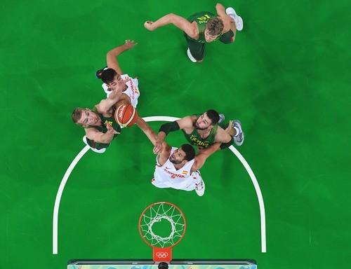 Рио-2016. Баскетбол. Испания жестоко разгромила Литву