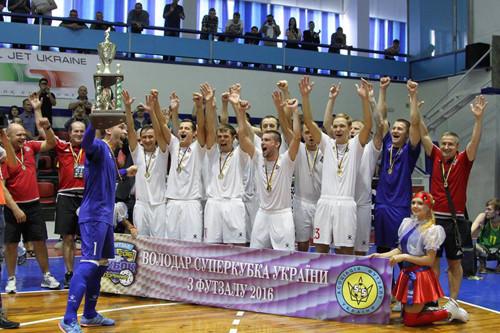 Суперкубок Украины. Энергия – Локомотив: как это было