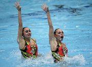 Рио-2016. Украинские синхронистки вышли в финал