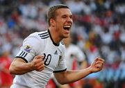Подольски попрощался со сборной Германии