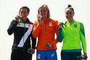 Рио-2016. Рувендааль выиграла золото в плавательном марафоне