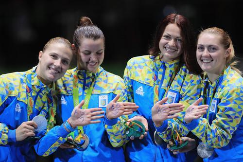 Ольга ХАРЛАН: «Ми боролися  — і отримали срібні медалі»