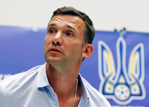Андрей ШЕВЧЕНКО: Тоже несу ответственность за провал на Евро