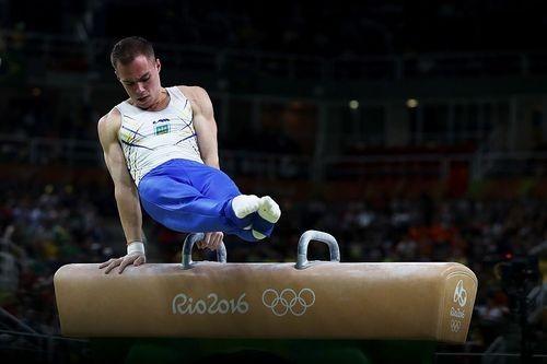 Рио-2016. Верняев восьмой в упражнениях на коне
