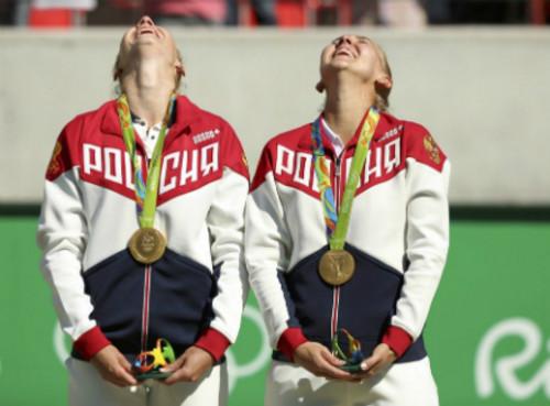 Рио-2016. Макарова/Веснина выиграли Игры в парном разряде