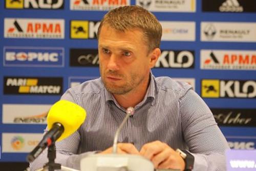 Сергей РЕБРОВ: «Мы выиграли важнейшую игру»