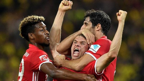 Прагматичная Бавария выиграла очередной Суперкубок Германии