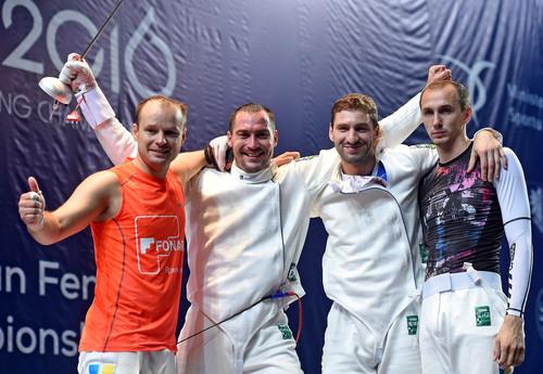 Рио-2016. Фехтование. Украина проигрывает утешительный финал