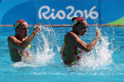 Рио-2016. Ананасова/Волошина стали четвертыми в финале