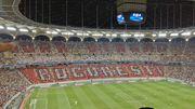 ТРОЛЛИНГ ДНЯ: модульное шоу Динамо на матче Стяуа с Сити