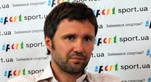 Виталий Рева проведет жеребьевку Кубка Украины