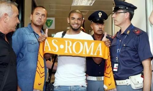 Рома объявила о подписании Бруно Переса