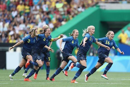 Рио-2016. Швеция сыграет в финале с Германией