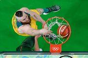 Рио-2016. Баскетбол. Австралия разбила Литву в четвертьфинале