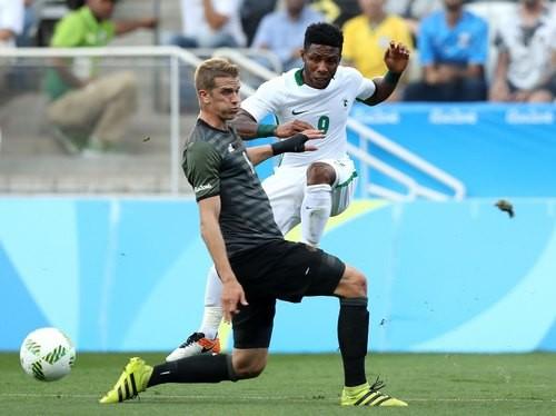 Рио-2016. Футбол. Германия бьет Нигерию и выходит в финал