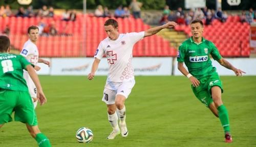 Гуменюк продолжит карьеру в Крыму