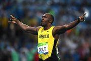 Рио-2016. Усэйн Болт стал чемпионом в забеге на 200 м