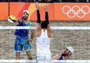 Рио-2016. Бразильцы победили в мужском финале по пляжному волейболу