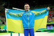 ФОТО ДНЯ: Как встречали олимпийского чемпиона Олега Верняева в Киеве