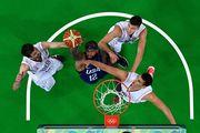 Рио-2016. Баскетбол. США уничтожили Сербию в финале
