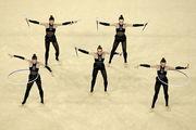 Выступление украинских гимнасток под музыку Мадонны потрясло англичан