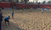 Пляжный футбол. Сборная Украины - курс на Суперфинал Евролиги-2016!