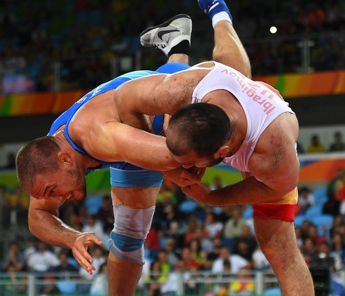 Рио-2016. Андрейцев проиграл битву за бронзу