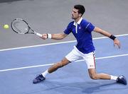 Новак Джокович выиграл турнир в Париже