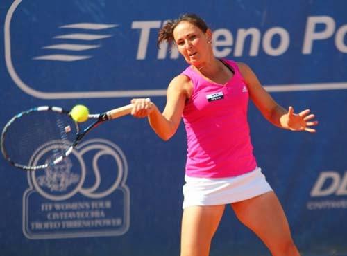 US Open. Бейгельзимер уступила в стартовом матче квалификации