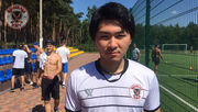 Йошихиро Куроива – игрок Дженералз