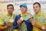 Каноисты-триумфаторы вернулись в Украину