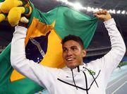 Бразилец получил килограмм золота за победу на Олимпиаде