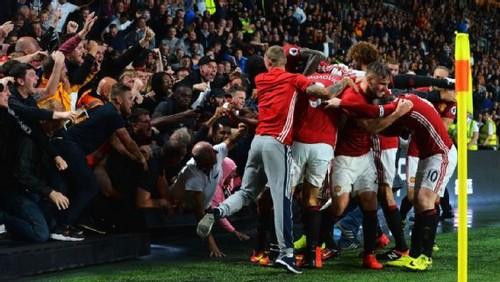 Халл Сити — Манчестер Юнайтед - 0:1. Видеообзор матча