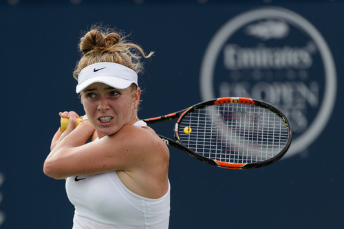 Свитолина проиграла в финале Connecticut Open