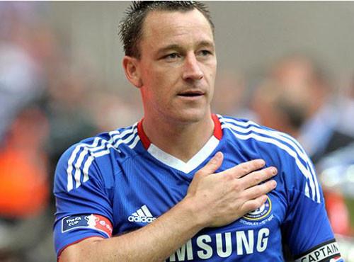 Джон Терри отказался от возвращения в сборную Англии
