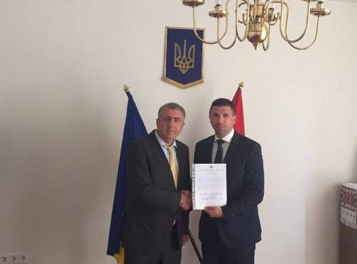 Экс-полузащитник киевского Арсенала стал консулом Украины в Хорватии