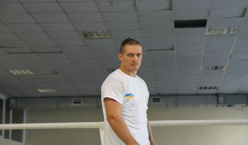 Александр УСИК: «Надо вкладывать деньги и развивать детский спорт»