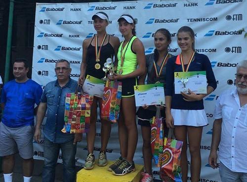 Эстер Роговая выигрывает свой дебютный титул ITF