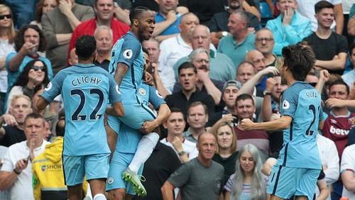 Ман Сити уверенно обыграл Вест Хэм Юнайтед