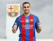 ОФИЦИАЛЬНО: Пако Алькасер – игрок Барселоны