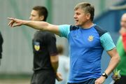 Сборная Украины споткнулась на старте турнира в Польше