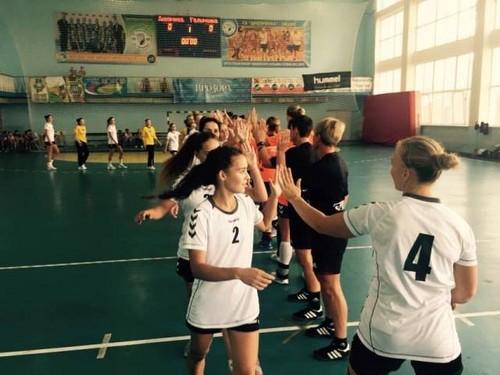 Галичанка выиграла Суперкубок Украины по гандболу