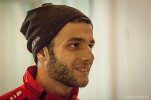 Окриашвили продолжит карьеру в Марселе