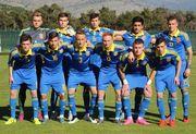 Во втором матче Мемориала Вилотича сборная Украины проиграла