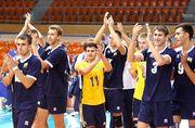 Украина победила Словению в трех партиях