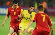 Румыния — Черногория - 1:1. Обзор матча