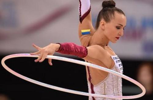 Кубок Дерюгиной возвращается в Украину