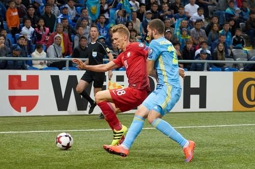 Казахстан — Польша - 2:2. Видеообзор матча